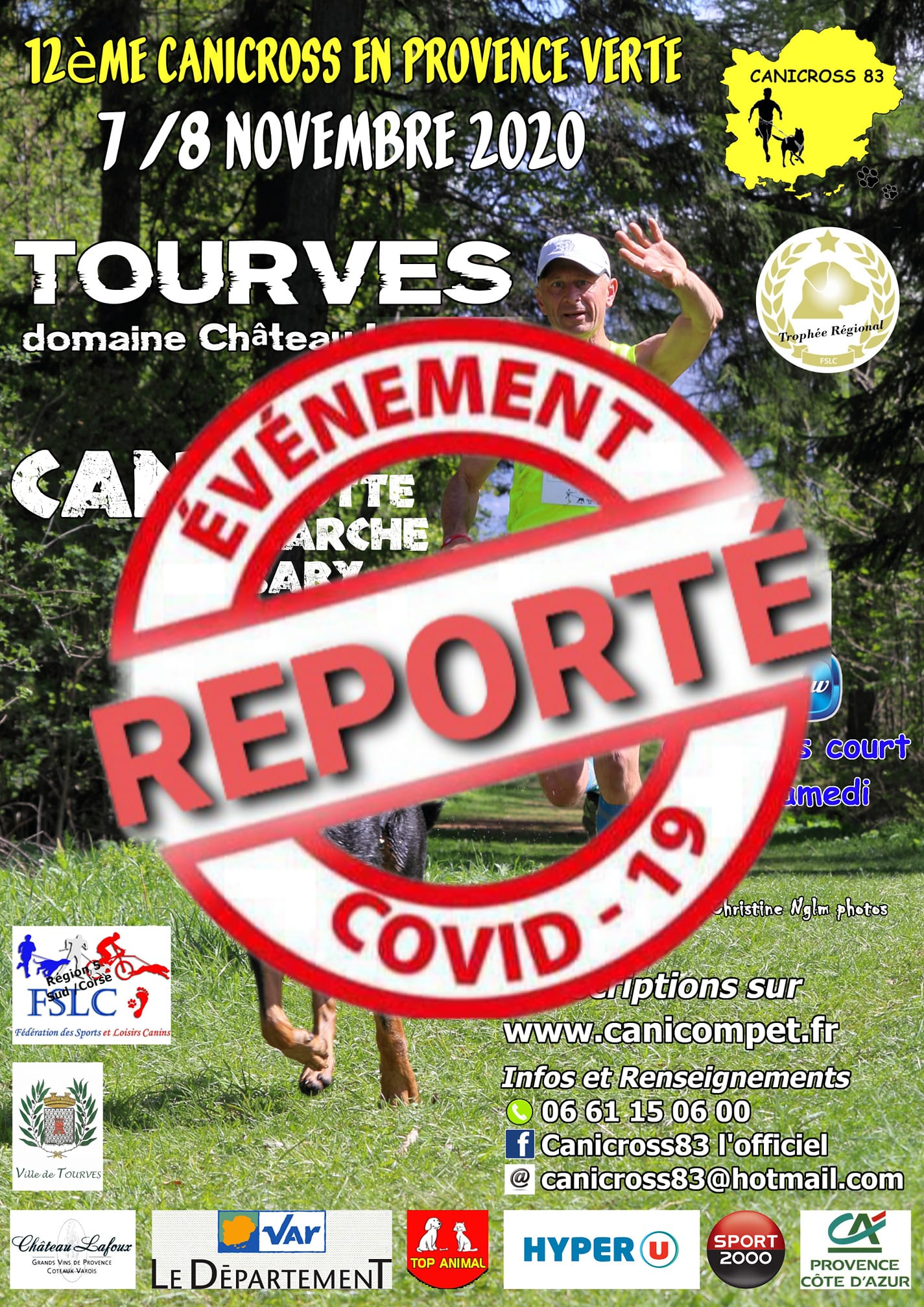 report tourves